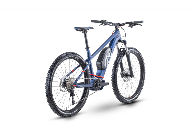 Husqvarna Light Cross 3 Darkblue / Red Matt  2021 - 630Wh 27,5