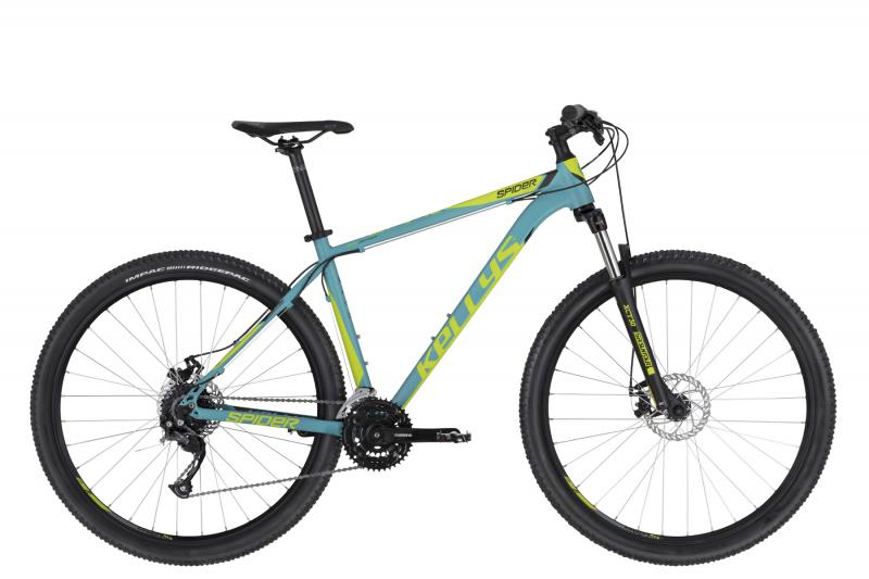 KELLYS Spider 10 Turquoise 2020 - 29
