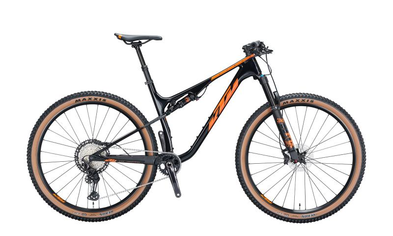 KTM SCARP MT MASTER Metallic Black ( Orange Grey )  2021 - 29