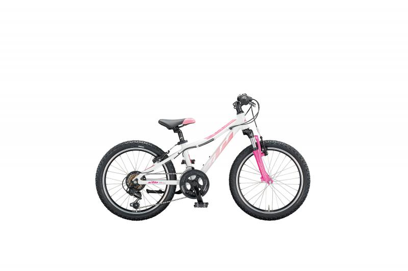 KTM WILD BEE 20 white (rose purple) 2020