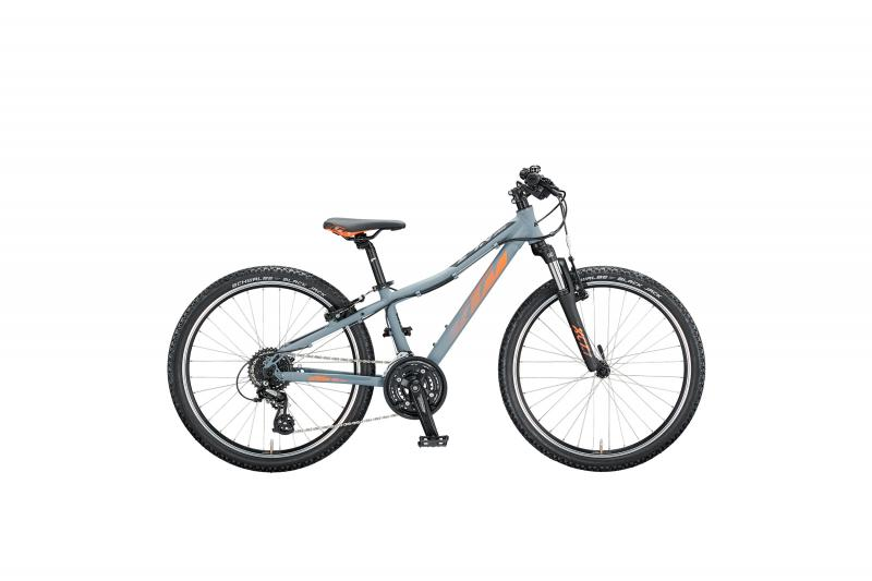 KTM WILD SPEED 24 epicgrey matt (black orange) 2020