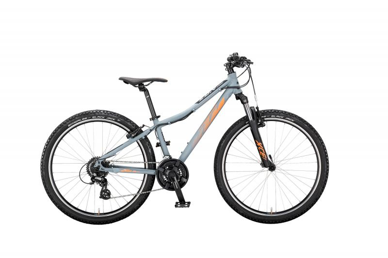 KTM WILD SPEED 26 epicgrey matt (black orange) 2020