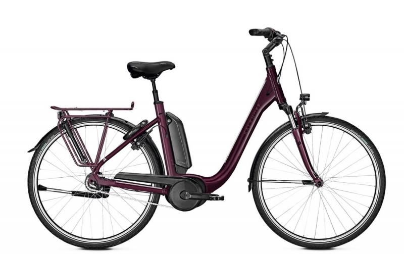 Kalkhoff AGATTU 3.B MOVE - 28 Comfort 400 Wh -  winered glossy 2019