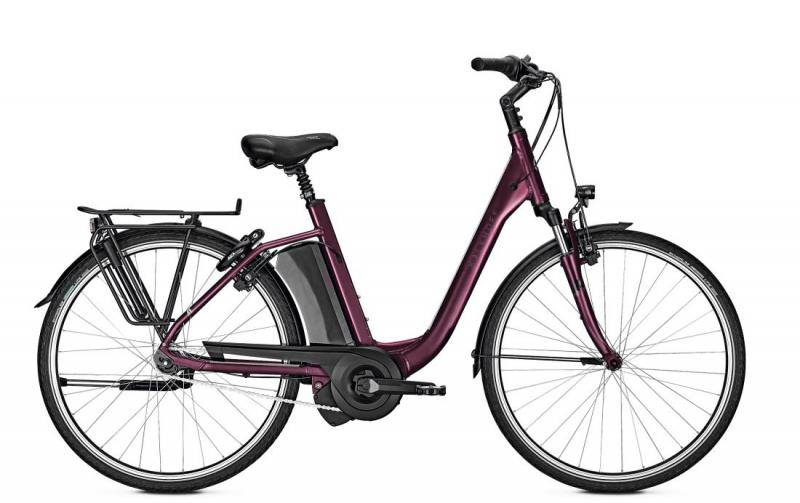 Kalkhoff AGATTU 3.I MOVE R - 28 Comfort 400 Wh -  winered glossy 2019