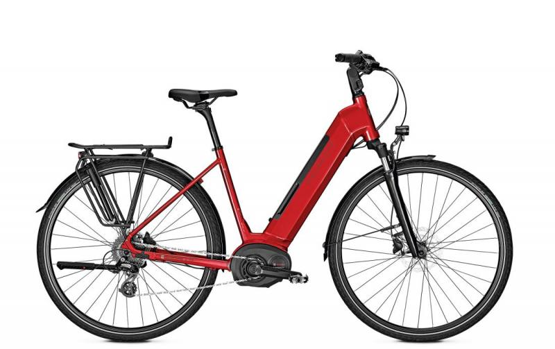 Kalkhoff ENDEAVOUR 3.B MOVE - 28 Wave 482 Wh -  racingred glossy 2019