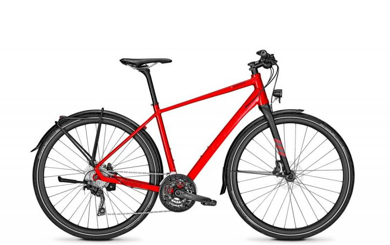 Kalkhoff ENDEAVOUR LITE 30 - 28 Diamant  Wh -  firered glossy 2019