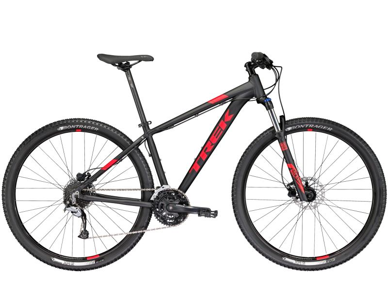 Trek Marlin 7 Matte Trek Black 2018 S