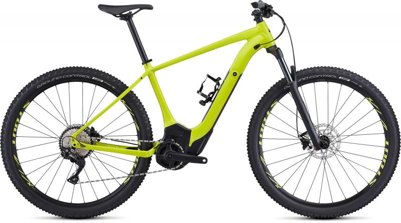 Specialized Men's Turbo Levo Hardtail Comp 29 - 29 -  Hyper/Black 2019