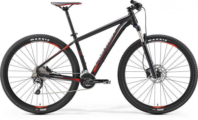 Merida Merida BIG.NINE 500 - Hardtail 29 Zoll -  MATT-SCHWARZ 2017 L