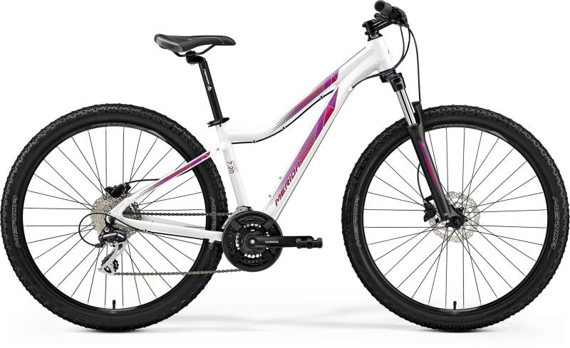 Merida JULIET 7. 20-D - 27.5 -  PEARL WHITE(PINK) 2019