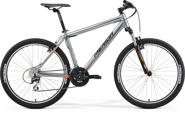 Merida MATTS 6.20-V - Hardtail 26 Zoll -  ANTHRAZIT 2017