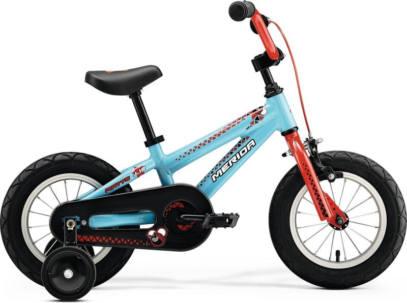Merida MATTS J12 - 12 -  LITE BLUE(RED LBUG) 2019