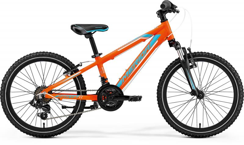 Merida MATTS J20 - 20 -  MATT ORANGE(BLUE/WHITE) 2019