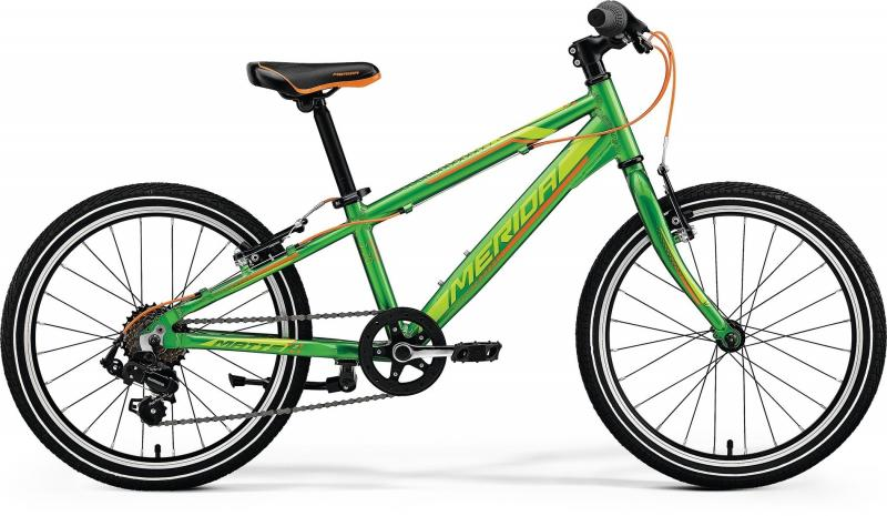 Merida MATTS J20 RACE - 20 -  GREEN(ORANGE/LITE GREEN) 2019