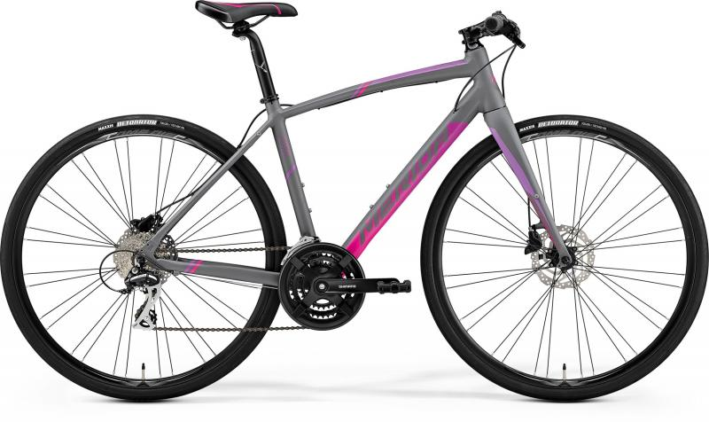 Merida SPEEDER 100 JULIET - 28 -  MATT GREY(PINK/PURPLE) 2019