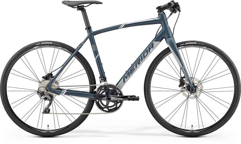Merida SPEEDER 500 - 28 -  MATT DARK GREY(GREY/WHITE) 2019