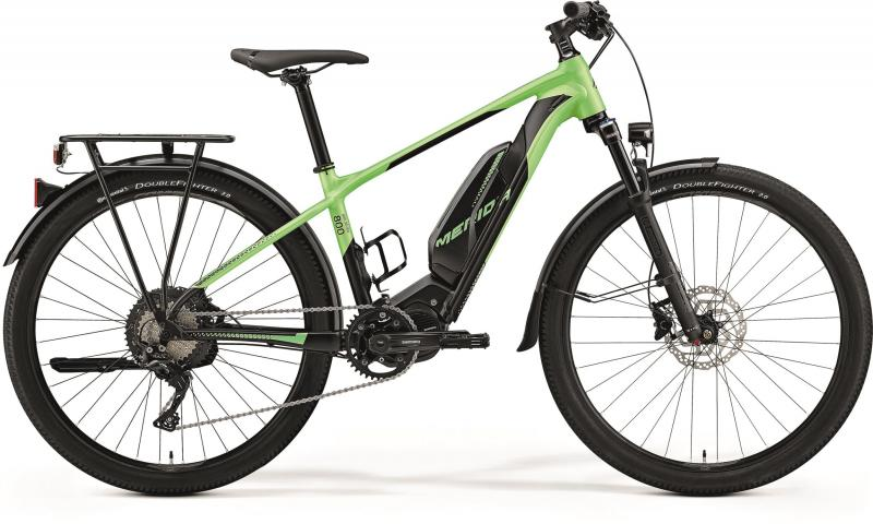 Merida eBIG.SEVEN 800 EQ - 27.5 -  SILK GREEN/BLACK 2019