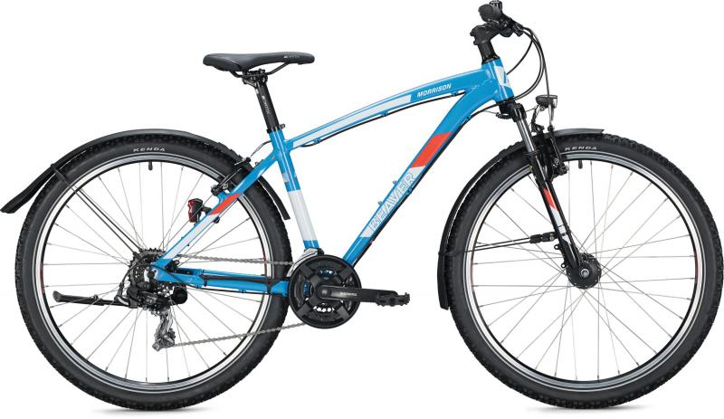 Morrison BEAVER SPORT blue-red, shiny 2020 - 27,5 -