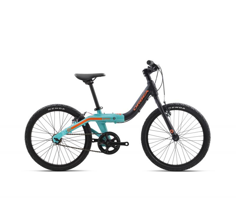 Orbea Grow 2 1V Black / Jade Green  2019 - 16