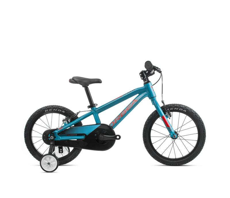 Orbea MX 16 Blue/Red 2020