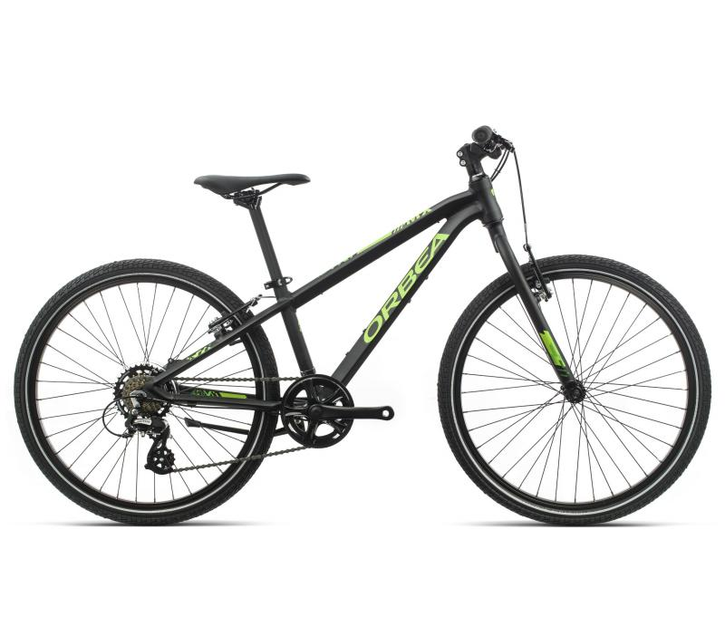 Orbea MX 24 Speed Black/Green 2020