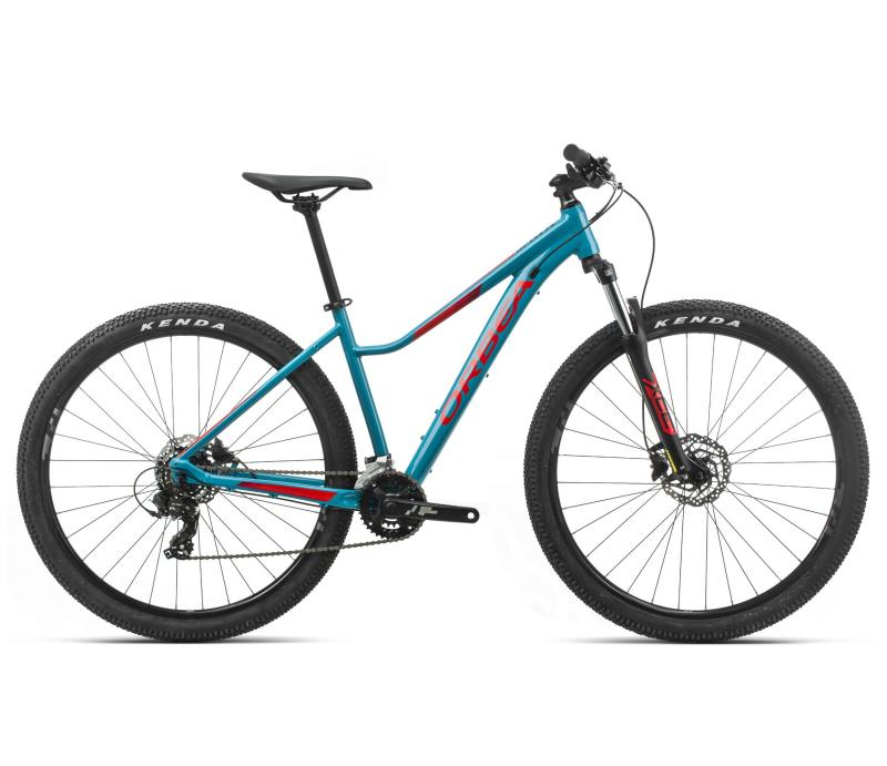 Orbea MX 27 ENT 50 Blue/Red 2020