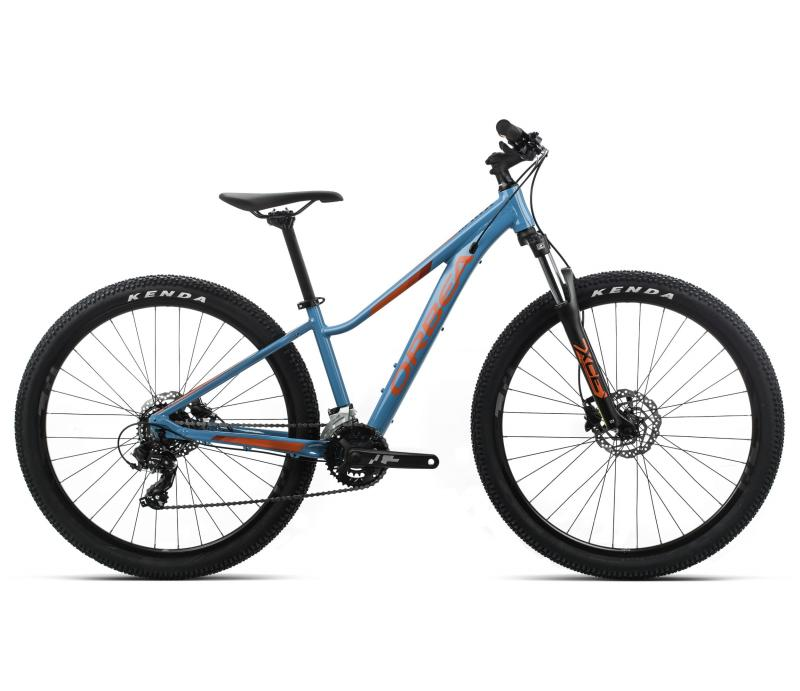 Orbea MX 27 ENT XS Dirt Blue/Red 2020