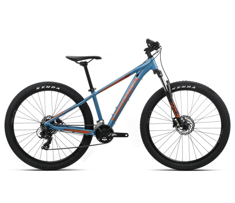 Orbea MX 27 XS Dirt Blue/Red 2020