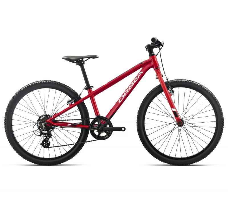 Orbea MX Dirt Red / White  2019 - 24