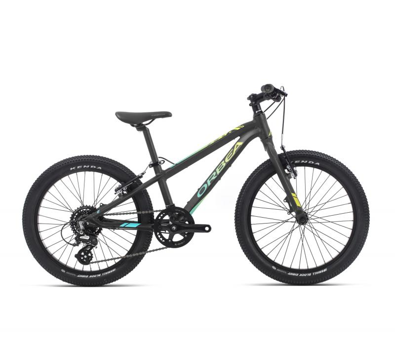 Orbea MX Team Black / Green  2019 - 20