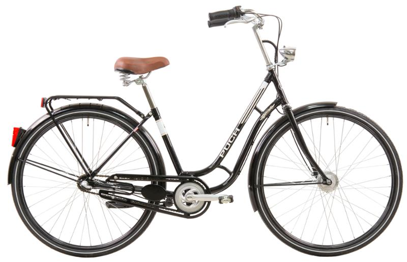 Puch PUCH Waffenrad Stahl 28