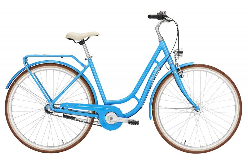Pegasus Bici Italia 1949 - Wave -  light blue / braun 2019