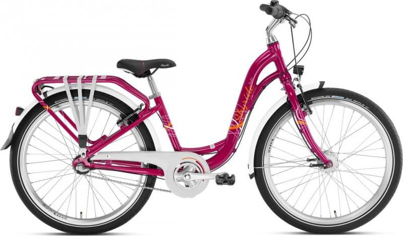 Puky SKYRIDE 24-3 Alu light Berry 2019 U