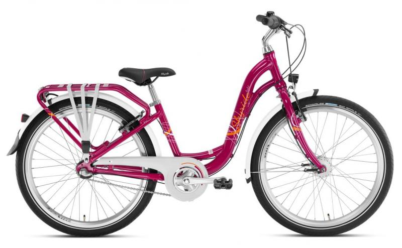 Puky SKYRIDE 24-7 Alu light Berry 2019