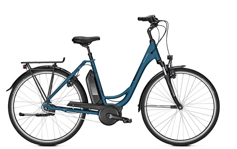 Raleigh JERSEY - 28 Wave Freilauf  400 Wh -  horizonblue matt 2019