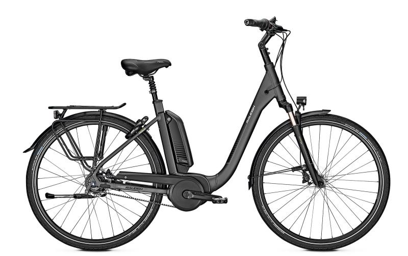 Raleigh KINGSTON PREMIUM - 28 Comfort Freilauf  500 Wh -  granitegrey matt 2019