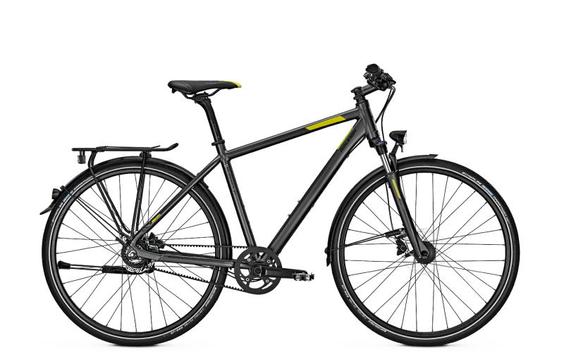 Raleigh RUSHHOUR 6.5 - 28 Diamant FL -  diamondblack matt 2018