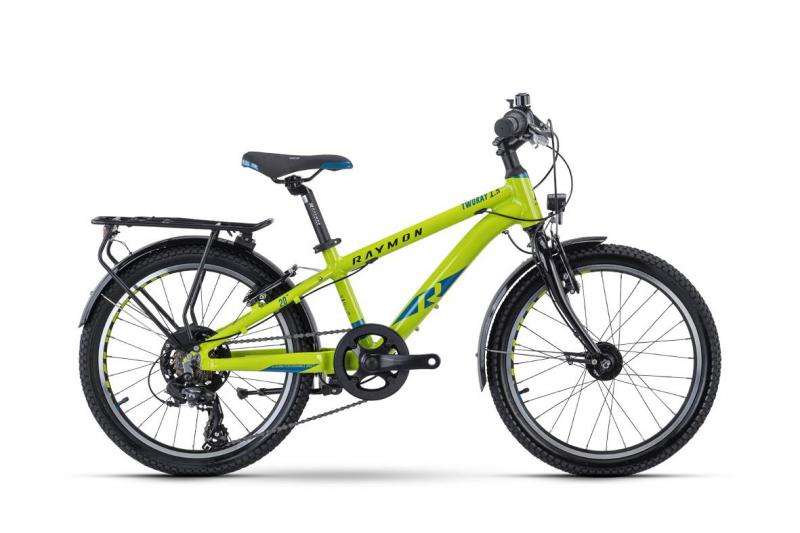 Raymon FourRay 1.0 Spaceblue / Lime  2021 - 24