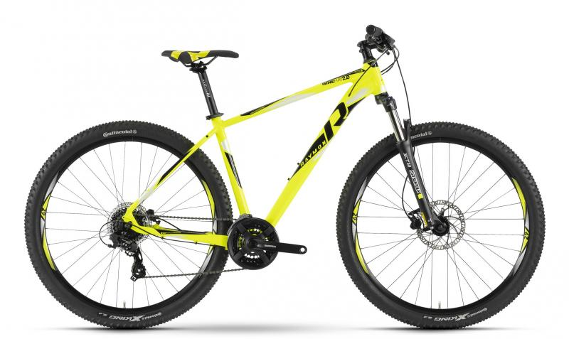 Raymon Nineray 2.0 - MTB Hardtail 29 -  yellow/black/white 2019