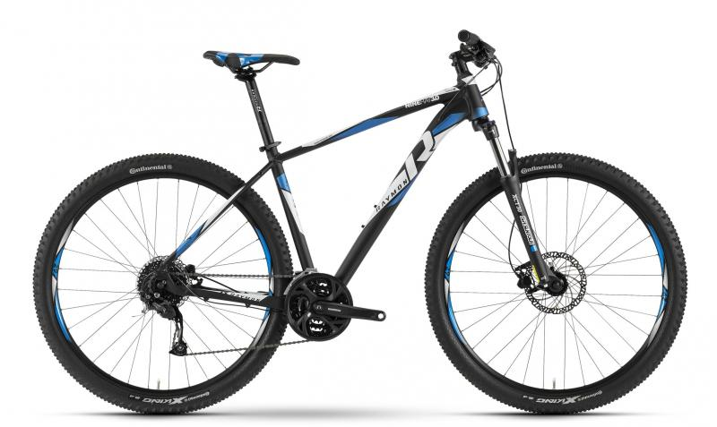 Raymon Nineray 3.0 - MTB Hardtail 29 -  black/white/blue 2019