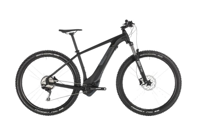 Cube Reaction Hybrid EXC 500 black´n´grey 2019 - MTB 29 -