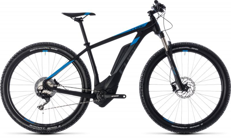 Cube Reaction Hybrid Race 500 black´n´blue 2018 - 29 -