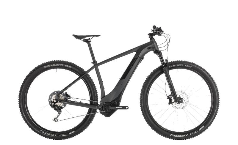 Cube Reaction Hybrid SL 500 iridium´n´black 2019 - MTB 29 -