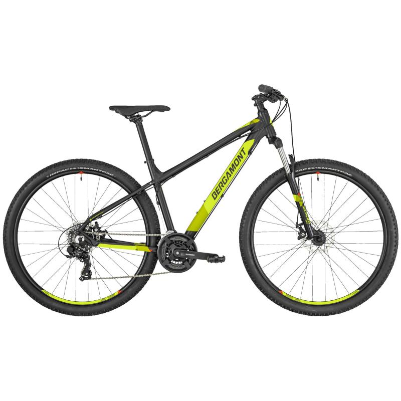 Bergamont Revox 2 black/lime/red (matt)