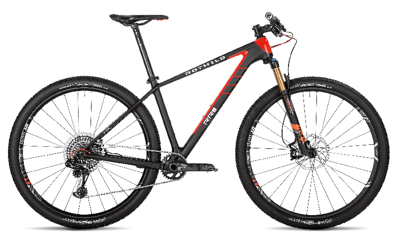 Rotwild R.R2 ULTRA carbon / red 2018 - 29 -  M