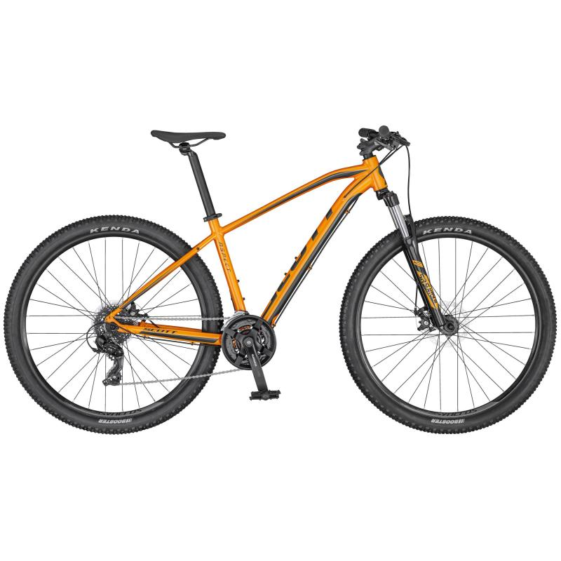 Scott Aspect 770 tangerine orange / dark grey 2020 - 28 -