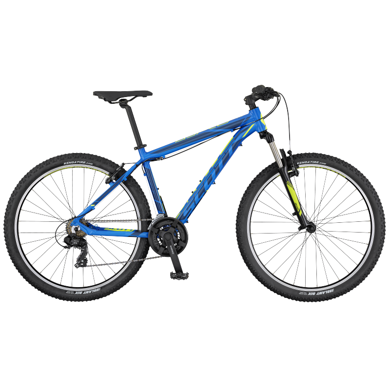 Scott Aspect 980 blau/gelb   2017