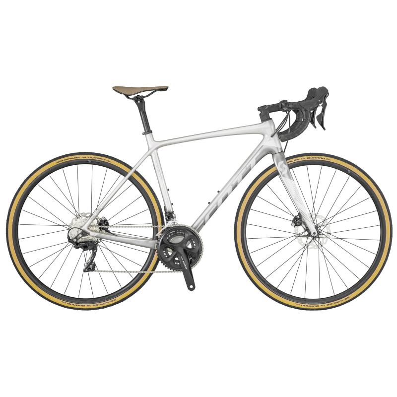 Scott Contessa Addict 25 Disc Silber / Grau 2019