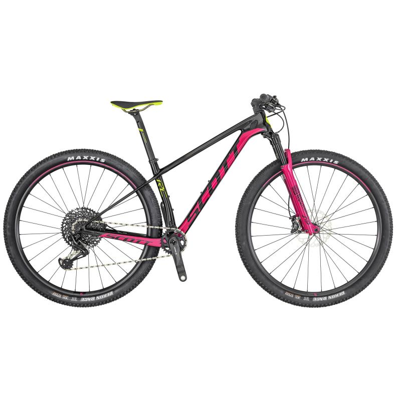 Scott Contessa Scale RC 900 Schwarz / Violett 2019