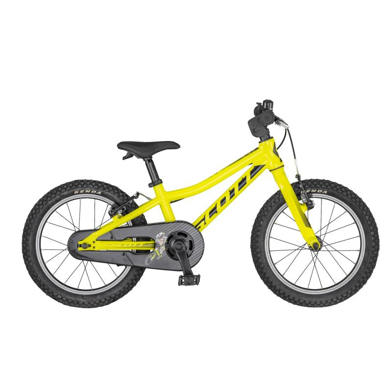 Scott Scale 16 radiant yellow / black 2020 - 16 -
